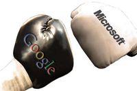 Жалоба Microsoft против Google